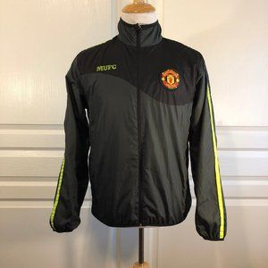 Machester United WIndbreaker Full-Zip Men's Small